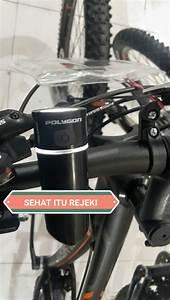 Jual Lampu Sepeda Spin 1 Set Depan   Belakang