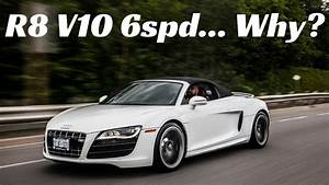 Why I Bought An R8 V10 With A Gated Manual