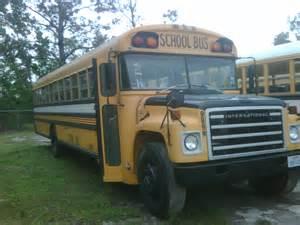 International School Buses for Sale