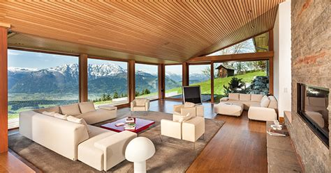 Luxury Living Mountain Getaways  Christie's