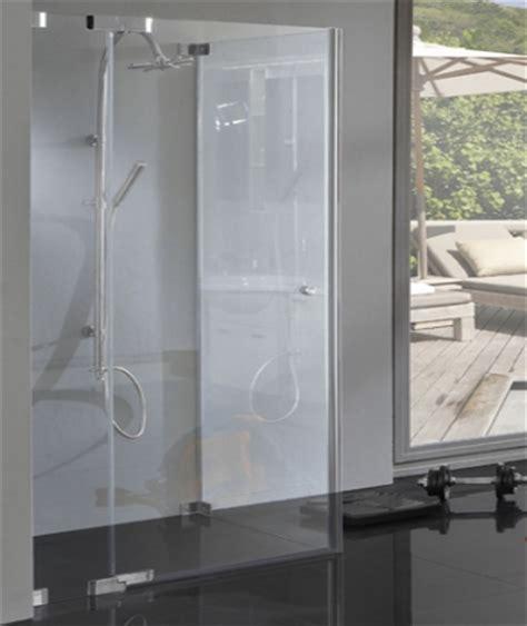 Glas Rahmenlos by Rahmenlose Glas Duschkabine Mit Pendelt 252 R Und Fester