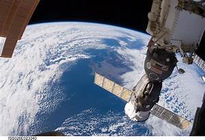 Photo: Soyuz Docked to the ISS