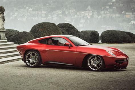New Alfa Romeo Disco Volante Lalfa Romeo Disco Volante En Production Limitee