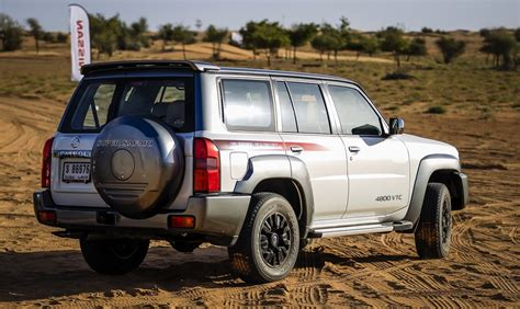 nissan patrol 2017 new 2017 nissan patrol super safari wants to conquer the