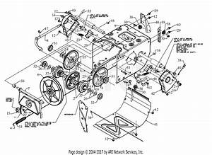 Mtd Ca230 Pro 31ah8eks897  2016  Parts Diagram For