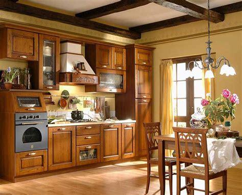 come arredare una cucina soggiorno come arredare una cucina classica
