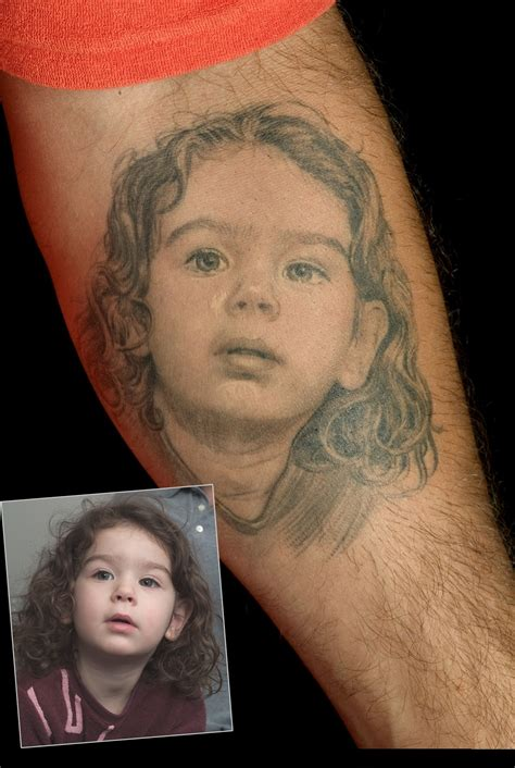 portrait tattoos designs ideas  meaning tattoos