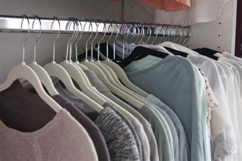 Hangers In Closet by Create More Closet Space With These All New Hangers A