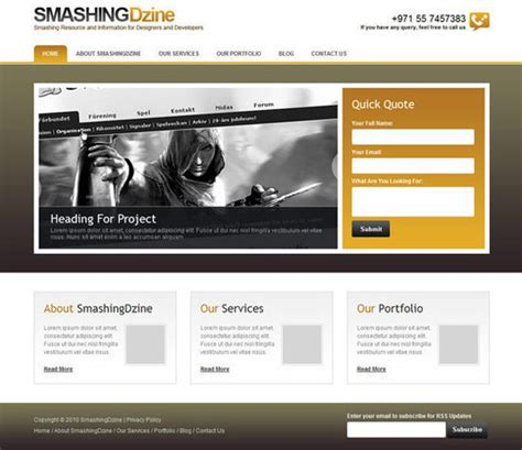 professional website design 65 best psd to html tutorials for web designer savedelete