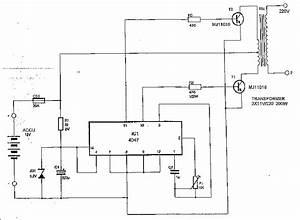 12v Dc To 220v Ac Inverter Circuit How To Make Pdf