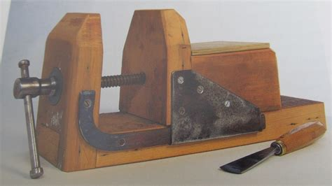wood carving vice  woodworking