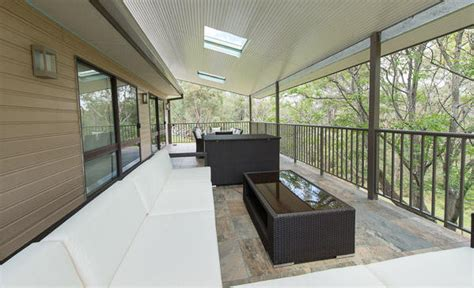Deck Michael Skylights by Hookys Carpentry Joinery In Surrey Melbourne Vic