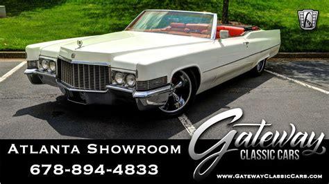cadillac deville convertible gateway classic cars