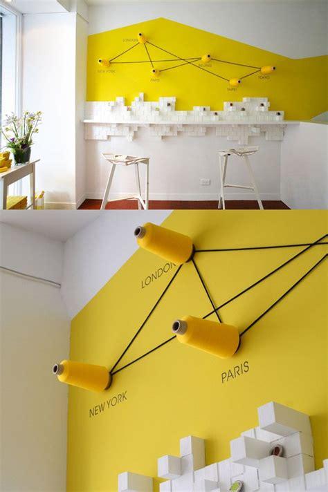 Coole Wohnideen Und Gestaltung Mit Gelb by Coole Wohnideen Und Gestaltung Mit Gelb Office