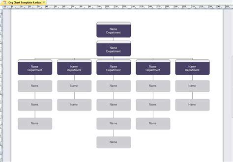 Organization Chart Template Organization Chart Template Tryprodermagenix Org
