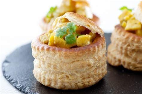 cours de cuisine strasbourg recette de bouchée à la reine rapide de volaille au curry