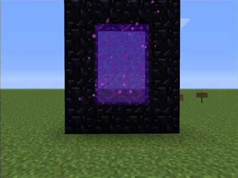how to make a nether portal in minecraft pc ps4 how do you make a nether portal car interior design Nether