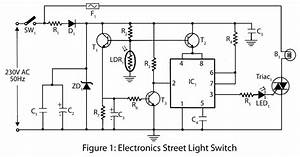 How To Build A Simple Automatic Street Light System