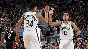NBA Playoffs 2019: Milwaukee Bucks vs. Toronto Raptors ...
