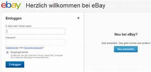 Ebay De Einloggen : phishing ebay verifizierung ihres accounts erforderlich pc notfallhilfe ~ Watch28wear.com Haus und Dekorationen
