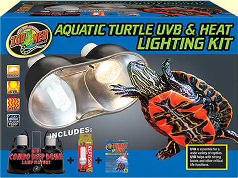 Best Heat Ls For Turtles by Proper Lighting For Your Turtle Habitat