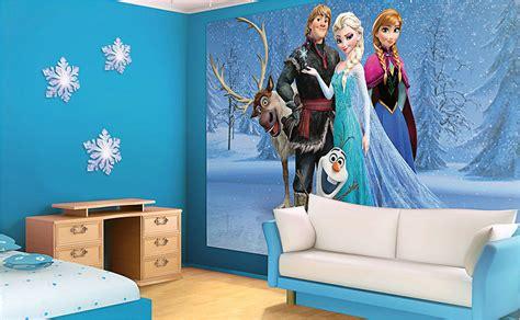 Kinderzimmer Mädchen Elsa by Frozen Die Eisk 246 Nigin Kinderzimmer Bei Hornbach