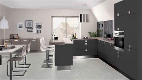 Exemple Cuisine Ouverte Sejour Modele Cuisine Ouverte Sur Salon Comptoir Sparation