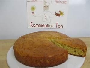 Yaourt De Soja : recette du g teau au yaourt de soja saveur citron facile ~ Melissatoandfro.com Idées de Décoration