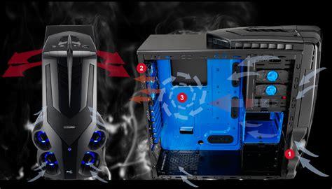 biggest pc case fan aerocool pgs syclonii black edition