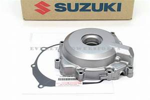 Newgenuine Suzuki Left Engine Stator Cover  U0026 Gasket 2002