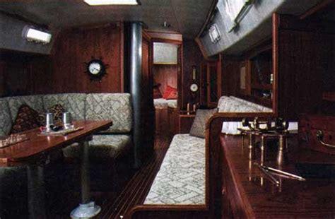 Cal 39 Yacht  Cruiser Built For Speed  Bangor Punta Archives