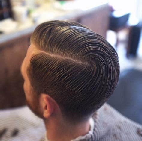 slicked  hair  site   slicked mens hairstyles