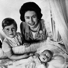 With a baby Prince Edward and an adorable looking Prince ...