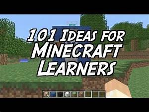 101 Ideas for Minecraft Learners Two Make a Tardis