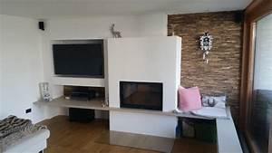 Wohnzimmer Wand Holz 640x360 BS Holzdesign