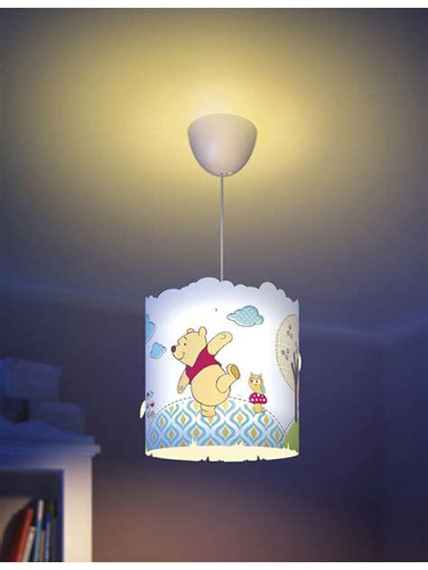 winnie l ourson luminaire suspension lustre winnie l ourson objets de d 233 coration et petit