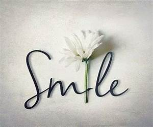 Smile wallpaper flower simple cute | Cute wallpapers for ...