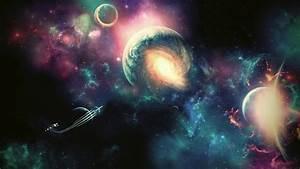 Space Sci Fi | Full HD Desktop Wallpapers 1080p