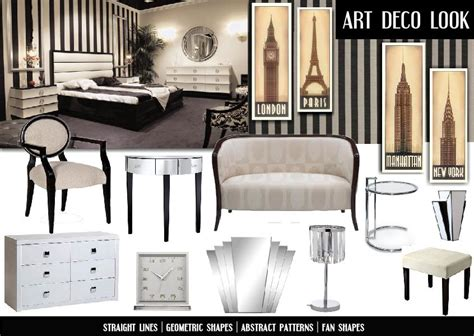 How To Create A Jazzy Art Deco Bedroom In 6 Easy Steps