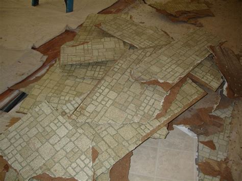 linoleum flooring with asbestos asbestos linoleum flooring photos