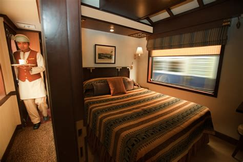 Maharajas' Express A Luxury Train In India