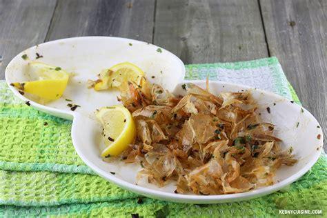 rhum cuisine crevettes sautées au salami kedny cuisine