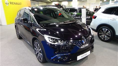 Renault Scenic 2019 by 2019 Renault Grand Scenic Initiale Tce 160