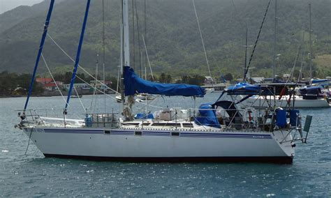 Best Cruising Yacht Popular Cruising Yachts From 40 Ft To 45 Ft 12 2m To 13