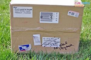 Use a post office box or a physical address po box for How to send a shipping label to someone