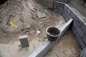 Fondation Mur Parpaing : construire un mur sans fondation ~ Premium-room.com Idées de Décoration