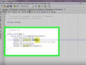 How to Find Arr... Java