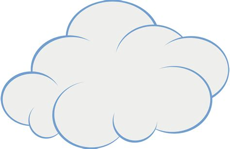Drawn clouds svg - Pencil and in color drawn clouds svg