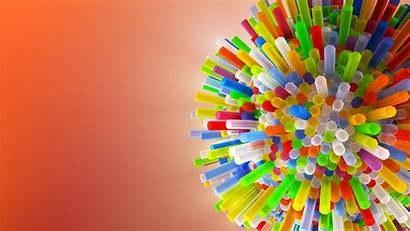 3d Colorful Pipes Wallpapers Backgrounds 4k 2070