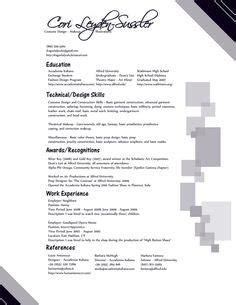 Attractive Resumeattractive Resume by Origine Design Int 233 Rieur On